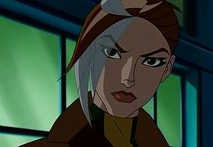 Rogue in Wolverine and the X-Men