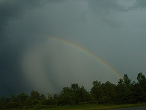 Endless rainbow
