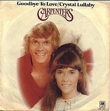 The Carpenters Goodbye to Love