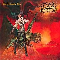 The Ultimate Sin album cover