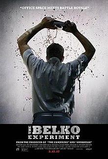 Poster do filme The Belko Experiment