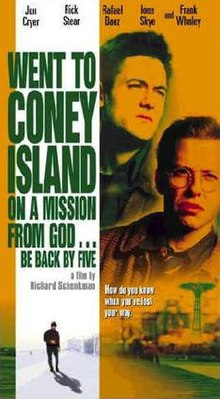 Poster do filme Went to Coney Island on a Mission from God... Be ...
