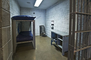 A Jail Cell at the National Museum of Crime & ...