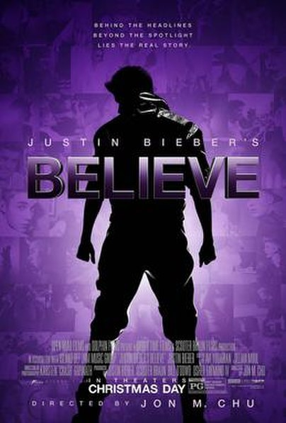 File:Justin Bieber's Believe movie poster.jpg