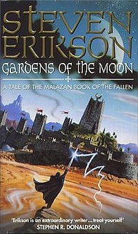 Gardens of the Moon (via Wikipedia)