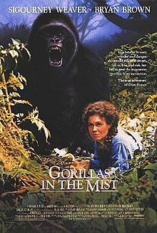 Gorillas In The Mist poster.jpg