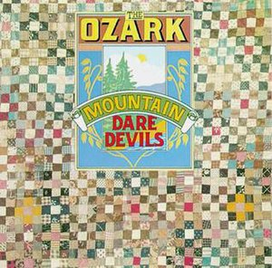 The Ozark Mountain Daredevils (album)