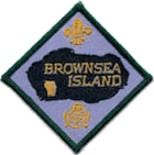 Brownsea Island Scout camp