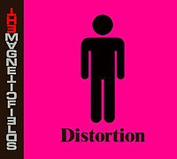 the magnetic fields distortion album cover