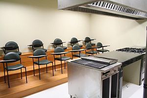 Gastronomy Classroom