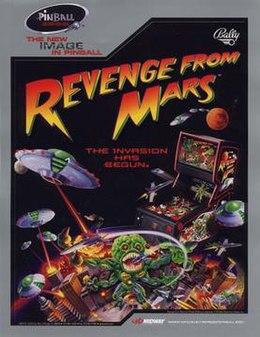 Revenge from Mars - Wikipedia
