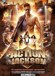 Action Jackson (2014 film) - Wikipedia