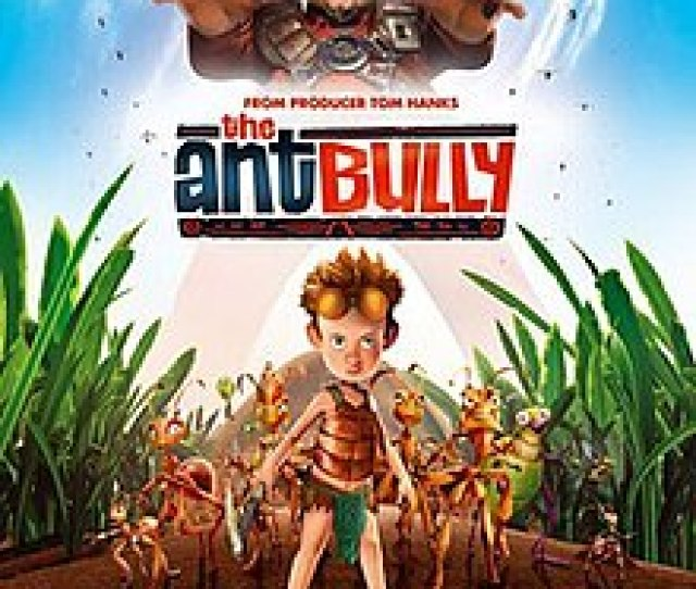The Ant Bully Theatrical Poster Jpg