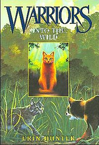 The cover of Into the Wild.