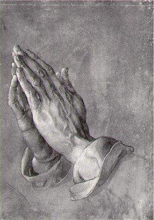 Albrecht Dürer, Study of Praying Hands, 1508