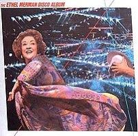 The Ethel Merman Disco Album album cover