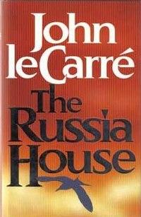Russia house (John le Carre)