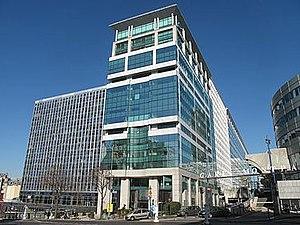 Crédit Agricole headquarters : 91-93 boulevard...