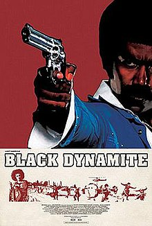 Black Dynamite Theatrical Release Poster