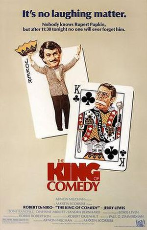 The King of Comedy (1983 film)