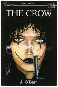Image result for the crow 1 comic