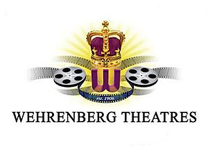 The Wehrenberg 100th Anniversary logo (2006).