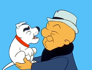Mr. Magoo and McBarker.