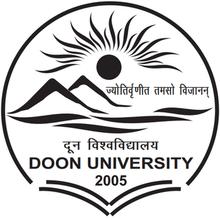 DOON University Time Table
