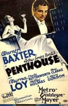 Poster of Penthouse (film).jpg