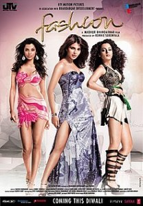 Fashion  2008 film    Wikipedia Fashion  The poster depicts three women standing at a ramp  looking forward  with confidence  Text