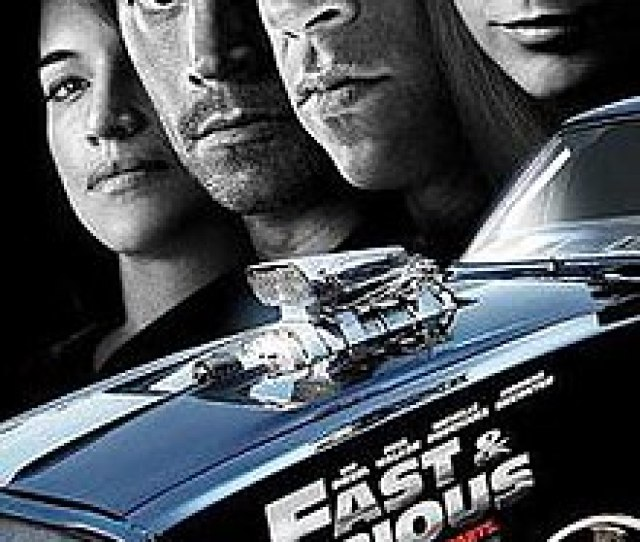 Fast And Furious Poster Jpg