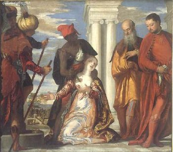 Paolo Veronese, The Martyrdom of St. Justine