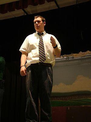 Ed webber preaching