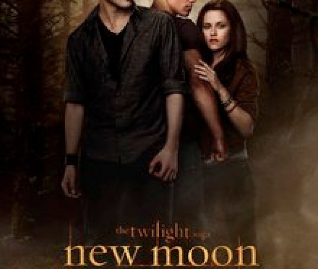The Twilight Saga New Moon Poster Jpg
