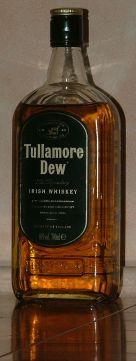 Tullamore Dew is an Irish Whiskey