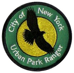 NYC Urban Park Ranger patch