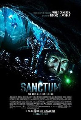 Film Review: Sanctum is Both a Dramatic and Gripping Movie