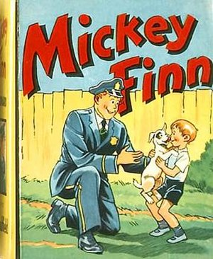 Mickey Finn (1940), a Little Big Book from Saa...