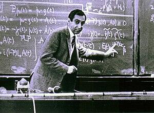 Mazur lecturing on non-equilibrium thermodynam...
