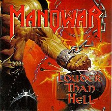 Manowar – Louder Than Hell