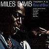 Cover of Davis's album 'Kind of Blue'