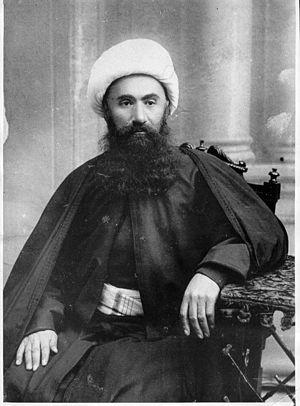 Movlazadeh Mahammad Hasan Shakavi (1854–1932)