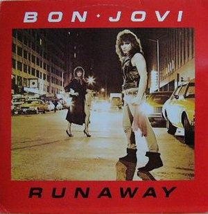 Cover art for Runaway.
