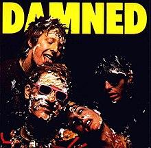 Damned, Damned, Damned album cover