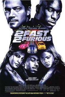2 Fast 2 Furious   Wikipedia Two fast two furious ver5 jpg