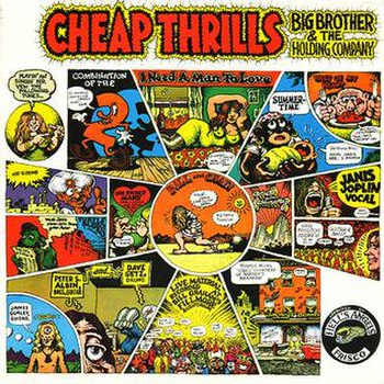 Cheap Thrills (Big Brother and the Holding Com...