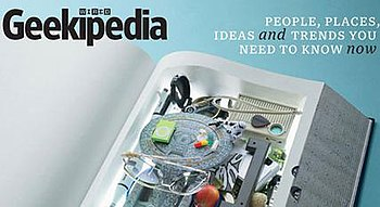 The Geekipedia supplement
