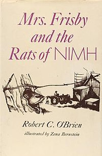 Book vs. Movie: The Secret of NIMH Edition (1/6)