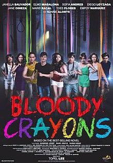 Bloody Crayons Wikipedia