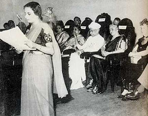 The Third International Conference, Bombay, 19...